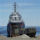 북해함대,훈련,상륙,러시아