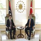 터키,리비아,무기,동부,제재