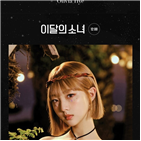 콘셉트,포토,공개,소녀,이달
