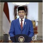 코로나19,인도네시아,백신,중국,조코위,대통령,안전