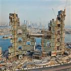 두바이,회장,쌍용건설,호텔
