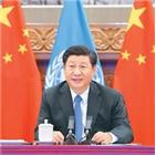 중국,유엔,주석,시진핑,코로나19