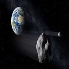 지구,소행성,크기,NASA,가까이