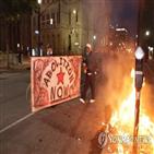 경찰,시위,경찰관,테일러,총격,시위대,루이빌,대배심,항의,흑인