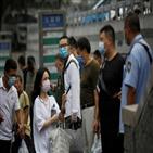 감염자,코로나19,중국,무증상,접촉