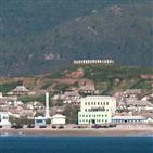 북한,한국,대한,사과,공무원