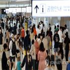 추석,승객,공항,연휴,이번,코로나19