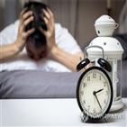 수면,인지기능,수면장애,결과,연구