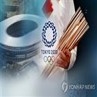 성화,도쿄올림픽,대회,봉송,25일,일본,개최