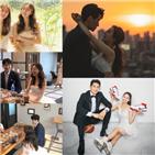 언니,곽민정,촬영,문성곤,웨딩