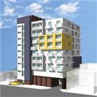 건축물,청년주택,맞춤형,숙박시설