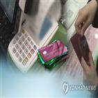 카드론,이용액,작년,현금서비스,증가
