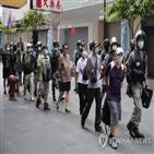 홍콩보안법,체포,홍콩,경찰,시위,혐의,위반,국가안전처,시행