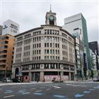 땅값,일본,올해,작년