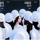포토,콘셉트,이달,소녀,공개