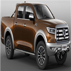 픽업,차량,지능형,안전성,모델,판매,디자인,세계적,시리즈