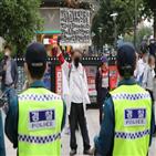 집회,규모,광화문,한글날,경찰