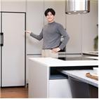 비스포크,냉장고,티보,삼성전자,소재