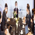 대표,기업,발표,성장,전략,이날,기관투자가