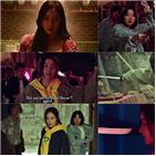 안지혜,검술,액션,주목,배우,제33