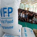 식량,지원,노벨평화상,코로나19