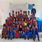 수업,코로나,선생님,부톤섬,한글,교사,찌아찌아족,인도네시아