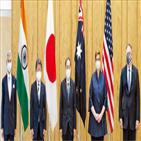 미국,쿼드,중국,한국,대중,한·미,정부,안보,일본,대선