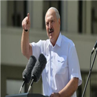 야권,루카셴코,대통령,대선,벨라루스,면담,구치소,수감