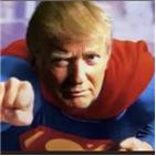 트럼프,슈퍼맨,대통령,백악관,티셔츠,퇴원