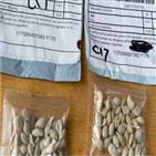 중국,씨앗,소포,미국