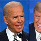 트럼프,대통령,바이든,토론,후보,경합주,포인트,대선