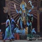 축제,인도,코로나19,겨울철,뉴델리