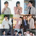 김동준,옹성우,신예은,이수