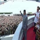 북한,김정은,북측