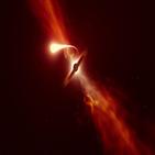 블랙홀,물질,조석파괴,사건,관측,주변