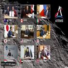 탐사,협정,우주,미국,아르테미스