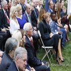 배럿,후보자,지명식,백악관,미국