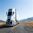 니콜라,현대차,미국,수소,수소트럭,내년,공급