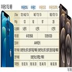 아이폰12,애플,제품,라인업,스마트폰,아이폰12프로,아이폰12프로맥스,디자인