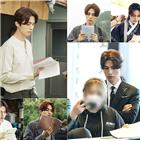 이동욱,대본,구미호,현장,수목드라마