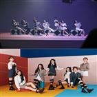 위클리,컴백,무대,지그재그,퍼포먼스,신곡,큐브