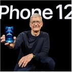 아이폰12,미국,애플,서비스,지원,국가,버라이즌,속도