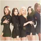 블랙스완,걸그룹,데뷔