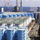 방류,오염수,후쿠시마,방침,해양,정부,일본,바다,제1원전