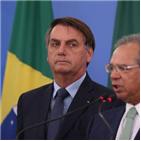 브라질,코로나19,지급,긴급재난지원금,재정,올해,주장