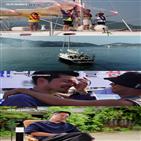요트원정대,장기하,항해,대원,모습