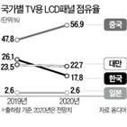 업체,중국,가격,패널,한국,올해