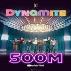 방탄소년단,뮤직비디오,차트,기록,조회수