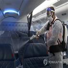 감염,기내,연구,결과,탑승객,자체