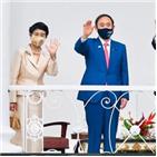 인도네시아,총리,스가,대통령,조코위,베트남,일본,협력,코로나19